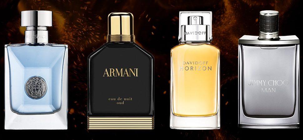 Parfumuri barbatesti de iarna