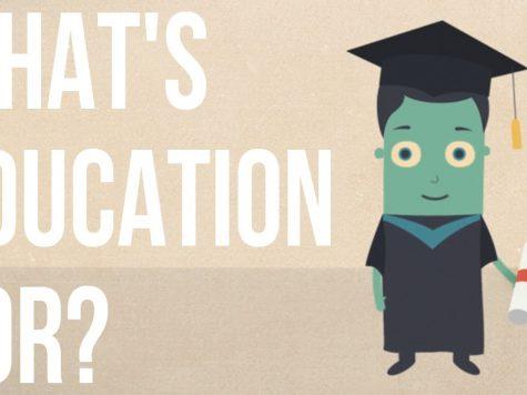 Care este scopul educatiei