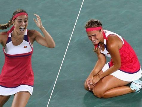 Momente emotionante din lumea sportului